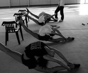 dance and rhythmic gymnastics image