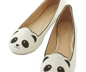 panda, shoes, and cute image