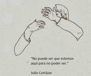 amor, cortazar, and frases image