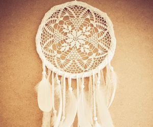 Dream, white, and boho image