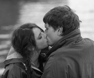 couples, love, and skins image