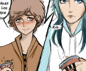 rigby, mordecai, and morby image