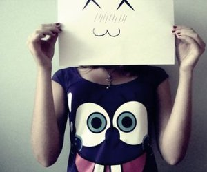 smile and spongebob image
