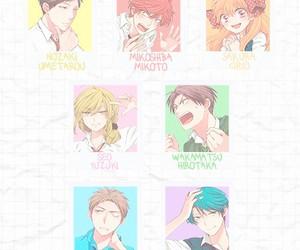 anime and gekkan shoujo image