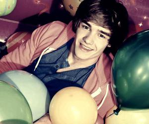 balloons, Forever Young, and liam payne image