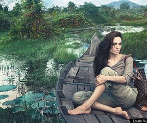 Angelina Jolie, Louis Vuitton, and Cambodia image