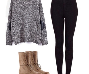 fashion, cute, and ootd image