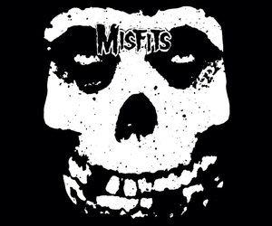 misfits, punk, and rock image