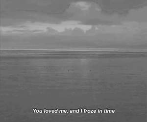 love, froze, and time image