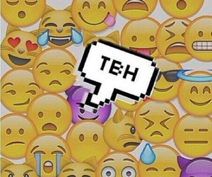 tbh, emoji, and instagram image
