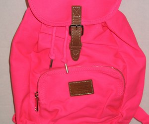 backpack, bag, and beautiful image