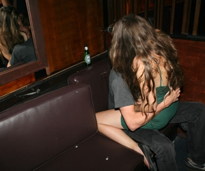 couple, kissing, and making out image