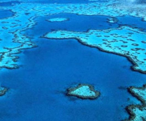 australia and great barrier reef image