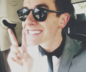 connor franta, boy, and youtuber image