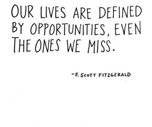 quotes, life, and opportunity image