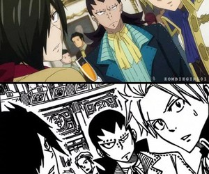 fairy tail, redfox, and gajeel image