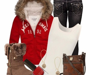 fashion girl, winter fashion, and outfit fashion image