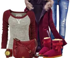 comfy, fashion outfit, and outfit image
