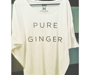 fashion, ginger, and redhead image
