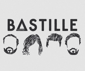 bastille, band, and music image