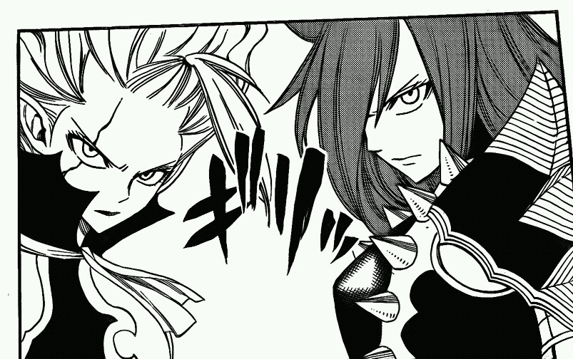Image About Manga In Fairy Tail By Riko Omoshiroi Mirajane strauss (ミラジェーン・ストラウス) this is the official fan page for mirajane strauss. fairy tail by riko omoshiroi