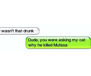 drunk, text, and lol image