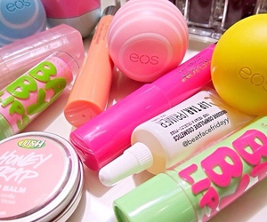 eos, girly, and baby lips image