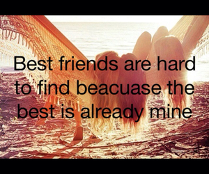 best friends, the best, and my girls image