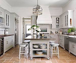 design, style, and white kitchen image