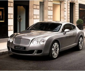 Bentley, continental, and sexy image