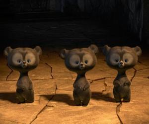 brave, bear, and disney image