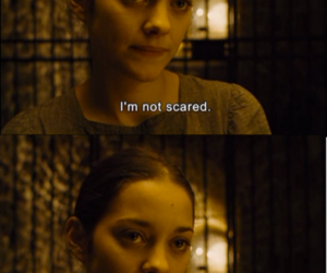 movie, Marion Cotillard, and quote image