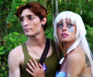 atlantis, cosplay, and disney image