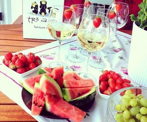 summer and healthy image