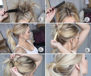 coiffure, hair, and hairstyle image