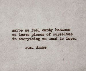 quotes, love, and empty image