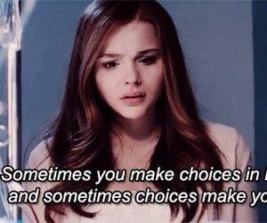 if i stay, quotes, and life image