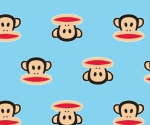 wallpaper, monkey, and background image