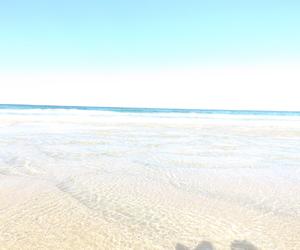 australia, beach, and indie image