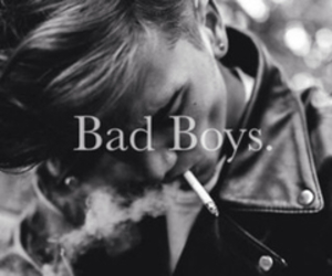bad boys, Hot, and black and white image