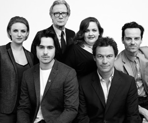 pride, bill nighy, and andrew scott image