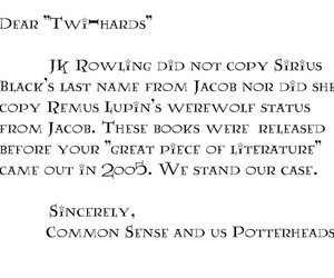 breaking dawn, eclipse, and harry potter image