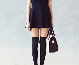 dress, kfashion, and outfit image