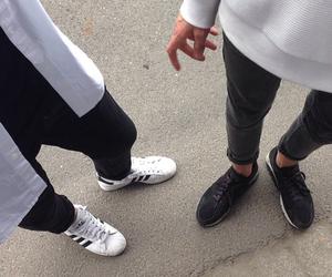 grunge, pale, and adidas image