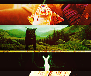 harry potter, padfoot, and marauders image