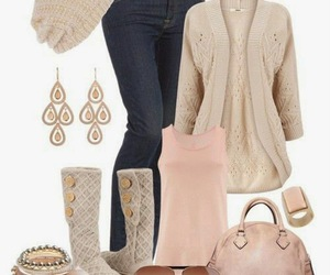 fall fashion, outfits, and cute winter image