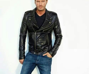 Hot, jacket, and model image