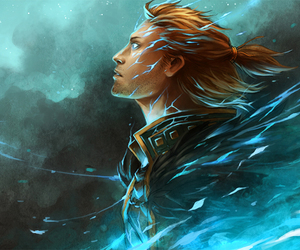 anders and dragon age 2 image