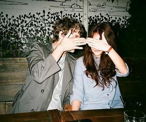 girl, couple, and boy image