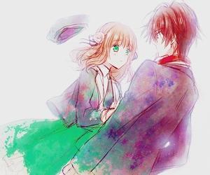 anime, amnesia, and heroine image